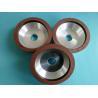 China Small Diameter Bowl Shape Diamond Grinding Wheel , 100*20*20*10*5 Resin Bond Diamond Wheels wholesale