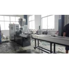 China Fiber Enhancing Soft Gridding Plastic Pipe Production Machine , Pvc Twin Screw Extruder wholesale