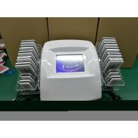 China Diode Laser Multifunction Beauty Machine For Fat Reduction / Body Shaping wholesale