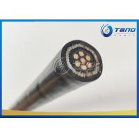 China 2-14 Cores Low Voltage Control Cable , Portable Steel Tape Armoured Cable on sale