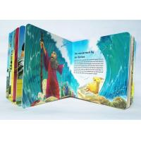 China Attractive Photo Board Book Printing Offset Printing Service 300gsm Paper Weight wholesale