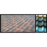 China Colored Roofing Tile on sale