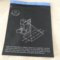 China Three Side Seal Mylar Ziplock Plastic Packaging Bags For Medical Tape Packaging on sale