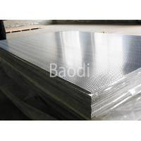 China Architectural Screen Aluminum Perforated Steel Sheet With Round Hole Pattern wholesale