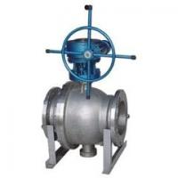 China PN25 Double Block And Bleed Ball Valve , Trunnion Mounted Ball Valve on sale