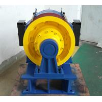 China 1150kg,1.5m/s Permanent Magnet Synchronous Geared planet traction machines wholesale