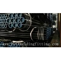 China A234M WP5 API Carbon Steel Pipe , Size 1/2'' - 48'' Seamless / 16'' - 72'' Welded on sale