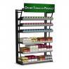 China Support mobile peint de coffret d'étalage de cigarette avec des étagères 360 paquets wholesale