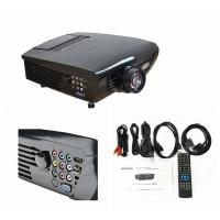China DG-747 HD ready home theater Video game DVD movie LED projector for education and business wholesale