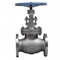 China Cast steel globe valve wholesale