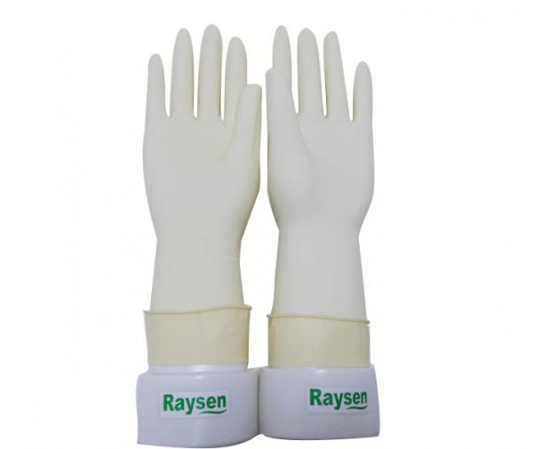 Quality Comfortable Disposable Sterile Gloves / Sterile Medical Gloves For Dental Practices for sale