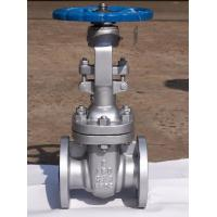 China API Stainless Steel CF8 2 Inch 150LB Wheel Handle Flanged Gate Valve For Oil wholesale