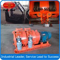 China 2JPB-55 Double Drum Scraper Winch with steel wire rope wholesale