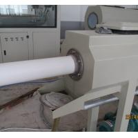 China Low Noise Conical Twin Screw Extruder PVC Fiber Reinforcing Soft Pipe Making wholesale