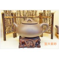 China Classical Yixing Zisha Teapot With Filter Environmental Protection Purple Sand wholesale