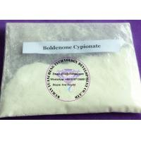 China Supply 99% Raw Steroid Powder Boldenone Cypionate Cycle For Musle Gain 106505-90-2 wholesale
