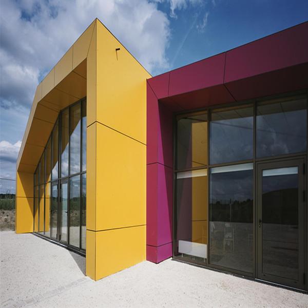 Exterior Cladding Panels Images