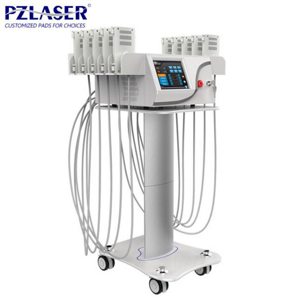 Quality Medical Customized Lipo Laser Slimming Machine / Body Slimming Equipment for sale