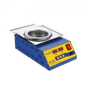 China Round Lead Free Dip Soldering Pot Titanium Material 500W 2.0KG Melting Capacity wholesale