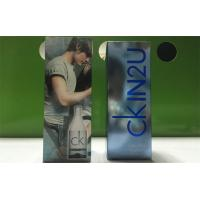 China 100ml Mens Perfume CK White Bottle With Cocoa And Spain Pimento For Him wholesale