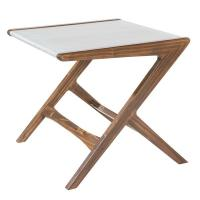 China Individual Shape Solid Wood End Tables , Lift Top Cocktail Table Rustic Pine on sale