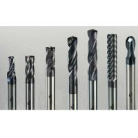 China Carbide End Mill / Micro Grain Tungsten Carbide Rotary Burrs Mill For Cutting Metals wholesale