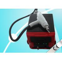China Professional Yag Laser Tattoo Removal Machine Q Switch ND YAG 1064nm / 532nm And Pigment Removal wholesale