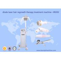 China Safe High Frequency Hair Growth Stimulator Machine Laser Therapy Machine HR202 wholesale