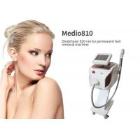 China Vascular 808 Laser Hair Removal Device , Medical Laser Hair Removal Machines on sale
