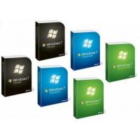 China Activation Windows 7 Professional 64 Bit Full Retail Version 1GB Memory Required wholesale