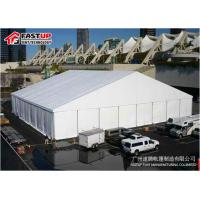China 20 By 60 Backyard Luxury Wedding Tents With Double PVC Coated Fabric Covers wholesale