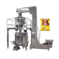 China Automatic Weighing Snack Food Packaging Machine , Potato Chips Packing Machine wholesale
