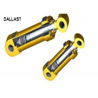 Buy cheap Weld on Hydraulic Cylinder Piston Design Double Acting Industrial Equipment from wholesalers