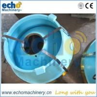 high quality wearable cone liners spare parts for mining machine