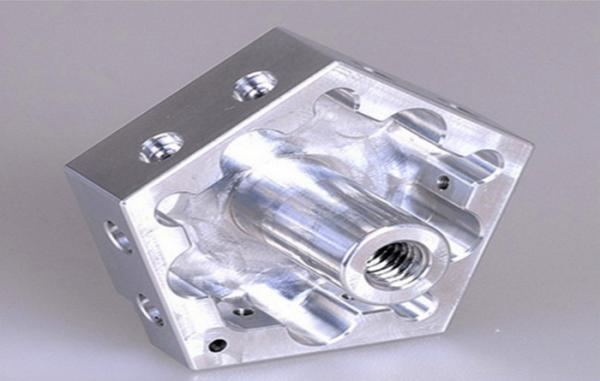 Customize cnc fittings images