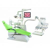 China MR-2688D4 0.2Mpa - 0. 4Mpa Luxury Top Mounted Style Dental Chair Unit With CE, ISO on sale