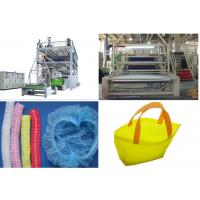 China Fully Automatic Non Woven Fabric Production Line For Medical Protect wholesale