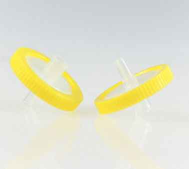 Quality Lab Hydrophobic PVDF Disposable Syringe Filter For HPLC Sample Preparation for sale