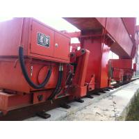 China Hydraulic Rail Clamp / Rail Clamping With 400Kn / 600Kn Axial Load For Bucket Wheel Machine wholesale