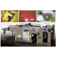 China 8 color screen printing press linear touch high precision imported parts inve wholesale