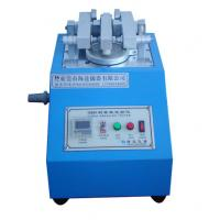 Wear resistant Rubber Testing Machine , Leather & Cloth & Coating Abrasion Testing Equipment