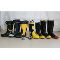 China Rubber Safety Boots, Fireman