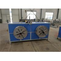 China Easy Maintain PE Plastic Pipe Extrusion Line , Plastic Pipe Making Machine on sale