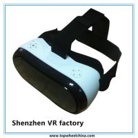 China 2016 New all in one Quad core virtual reality VR box vr glasses google cardboard vr wholesale