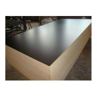 China WBP glue film faced plywood / shuttering plywood panel / two times hot press plywood wholesale