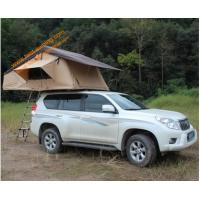 China Outdoor  Waterproof Aluminum Poles 2-4 People Travelling Camping Car Top Trailer Tent wholesale