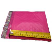 China Colored Co-Extruded Self Seal Poly Mailers Tear Resistance For Delivery Package wholesale