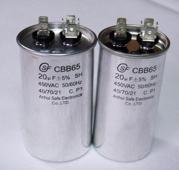 Ac motor start capacitor of csf1 for Motor start capacitors for sale