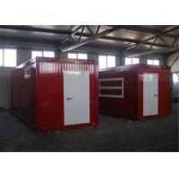 Panelized Flat Pack Prefab Steel Framed Houses for Shop