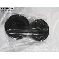 China 3LPE Pipeline Black Butyl Rubber Tape With Heat Shrinkable Sleeves Coating wholesale